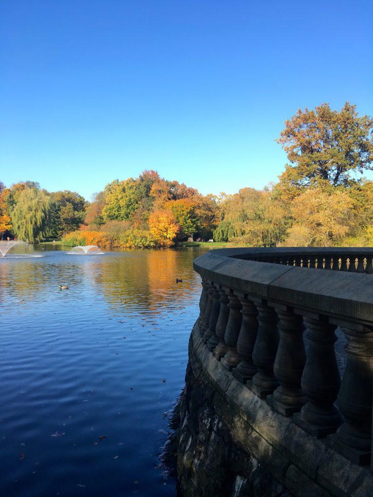 Co robić jesienią we Wrocławiu - Park Południowy