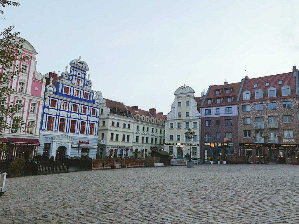 Rynek Szczecin