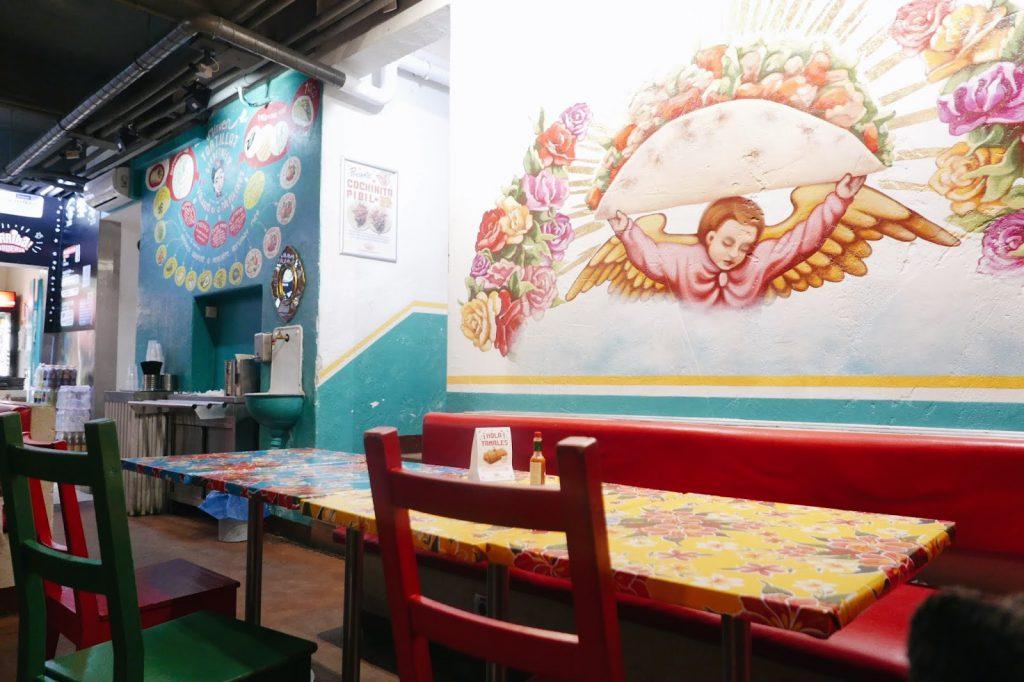 Budapeszt meksykańskie jedzenie