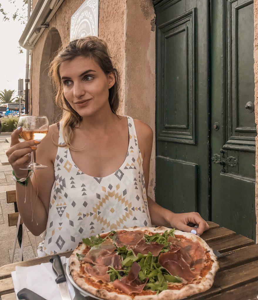 La Pizza Tropezienne Saint Tropez