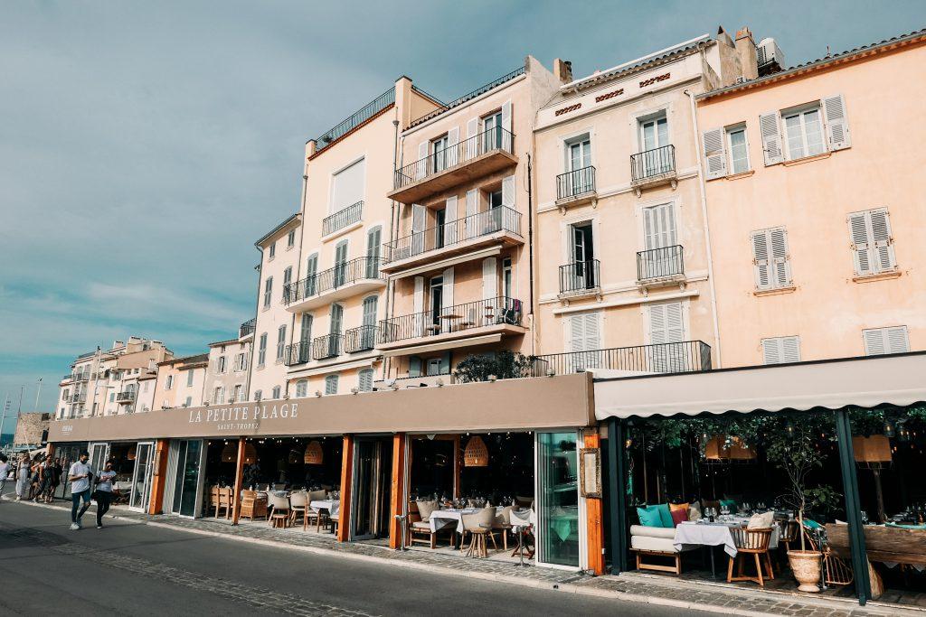 Stary Port Saint Tropez