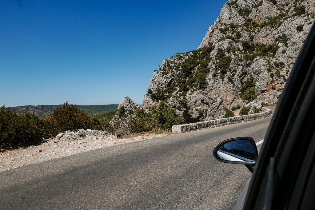 Kanion Verdon trasa