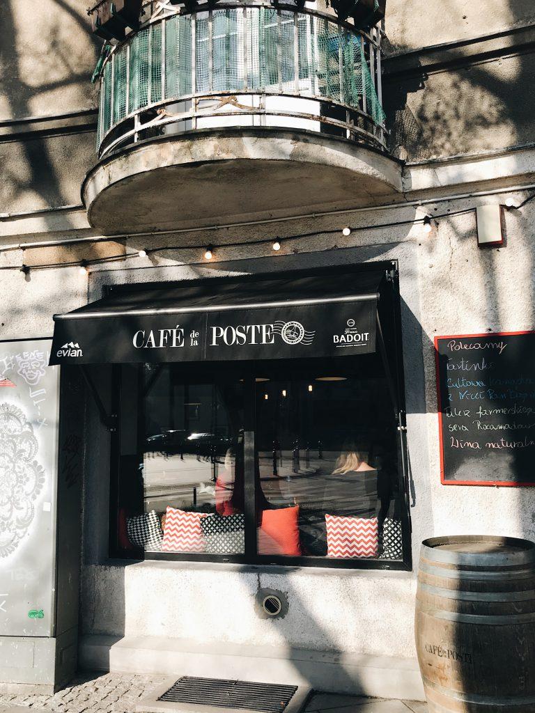 Cafe de la Poste