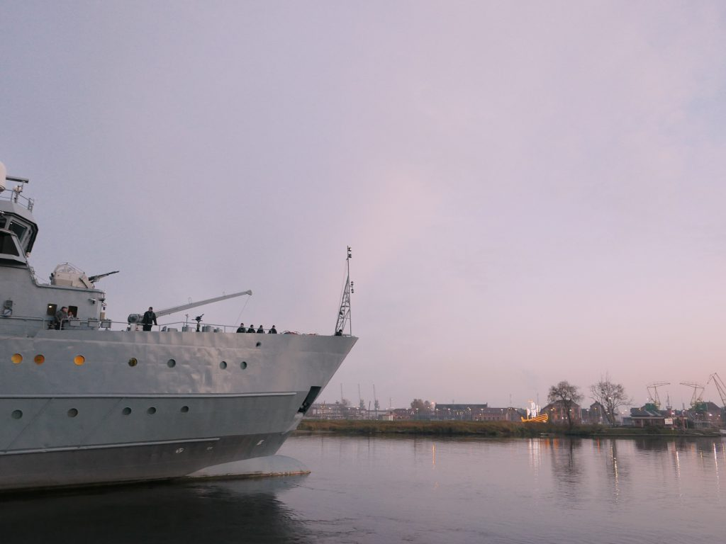Szczecin port