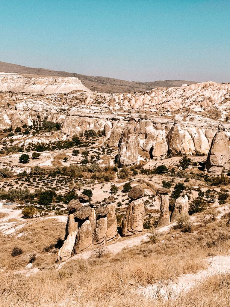 Fairy Chimneys Kapadocja
